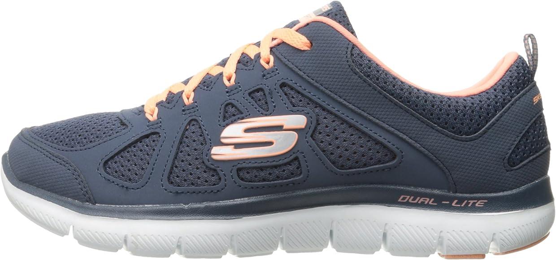 Sneakers Pelle Donna SKECHERS