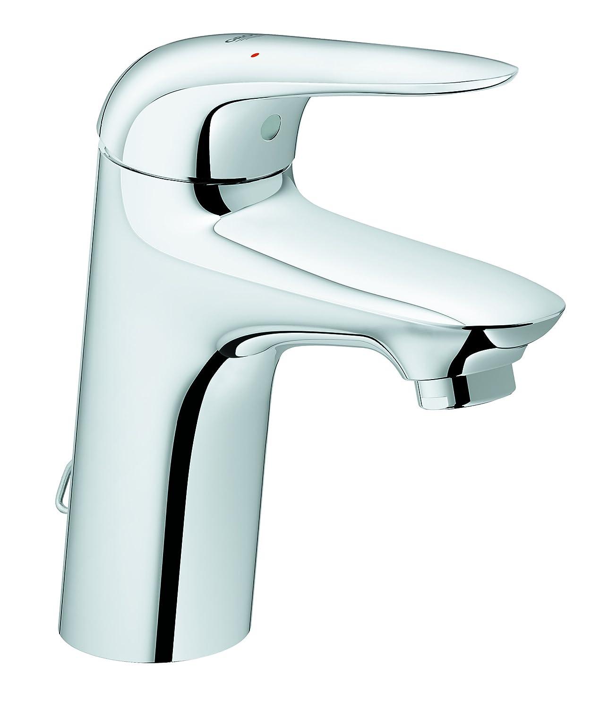 Grohe - Baterí a grifo para lavabo, DN 15 S de Size, 1 pieza, 23713003 DN 15S de Size 1pieza