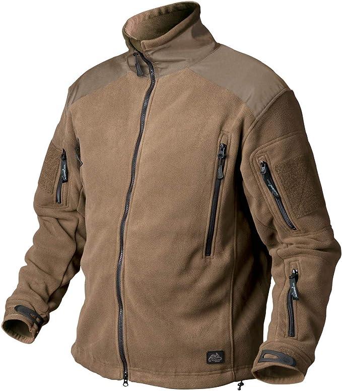 helikontex fleece jacke polizei