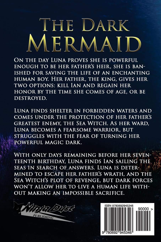 The Dark Mermaid (Cursed Water) (Volume 1): Christina L Barr ...