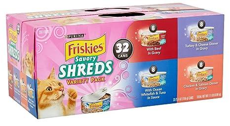 Amazon.com: Alimento húmedo para gatos Purina ...