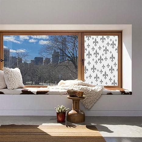 Amazon Com C Coaballa Static Cling Decorative Window Film