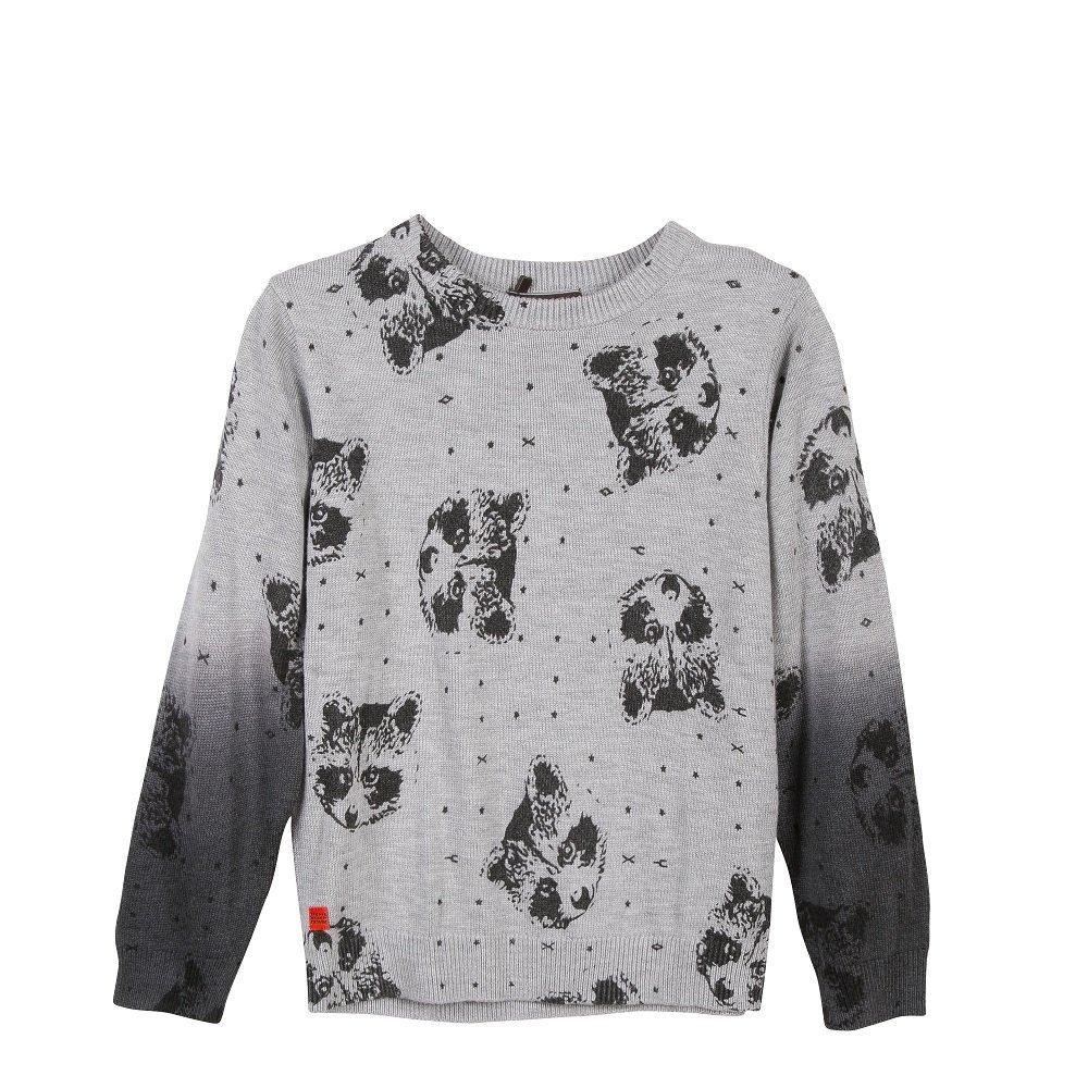 CATIMINI Printed Sweater