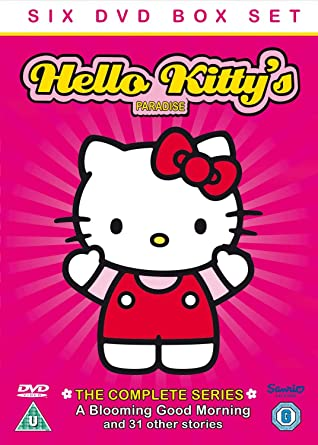 1b758ccdb098 Hello Kitty s Paradise Underground Kitty The Complete Series - A Blooming  Good Morning   31 Other