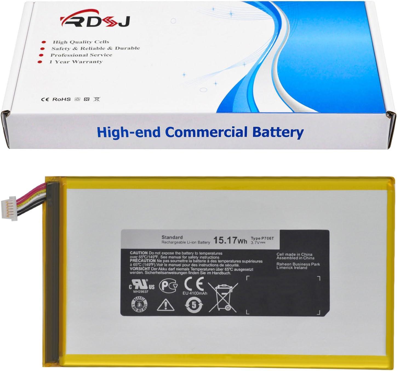 P706T Laptop Battery Compatible Venue 8 T02D 3830 8