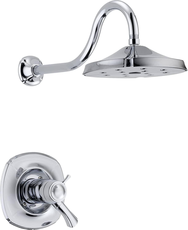 Delta T17T292 Addison Tempassure 17T Series Shower Trim, Chrome