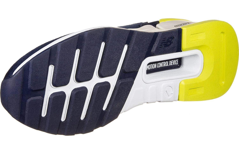 New Balance 997 Rh-Sneaker Herren Blau Gelb Blau