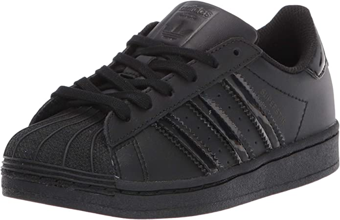 ADIDAS SUPERSTAR C BIANCOARGENTO IRIDESCENT Sneakers