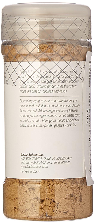 Amazon.com : Badia Ground Ginger, 1.5 oz by Badia : Grocery & Gourmet Food