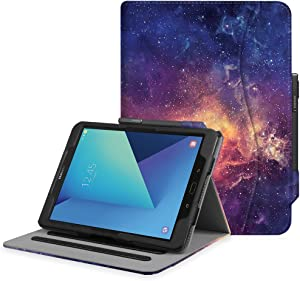 Fintie Case for Samsung Galaxy Tab S3 9.7, [Corner Protection] Multi-Angle Viewing Stand Cover Packet with S Pen Protective Holder Auto Sleep/Wake for Tab S3 9.7(SM-T820/T825/T827), Galaxy