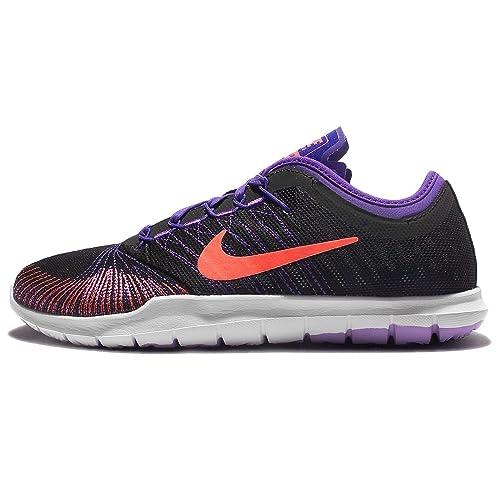 WMNS Flex Adapt TR Black Running Shoes