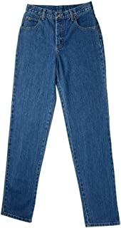 product image for Schaefer Outfitters 1950 Ranchhand Denim Jeans for Women in Traditional High Rise, Boot Cut Fit