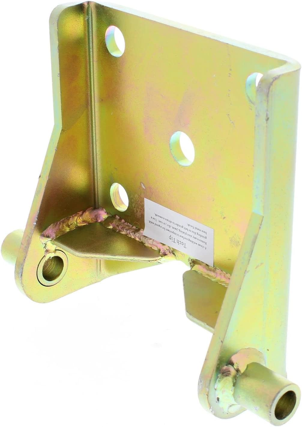 Universal Leaf Spring Lower Shock Mount Plate