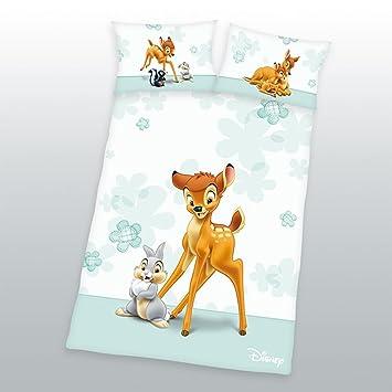 Herding Baby Bettwäsche Disney Bambi 100 X 135 Cm 100 Baumwolle