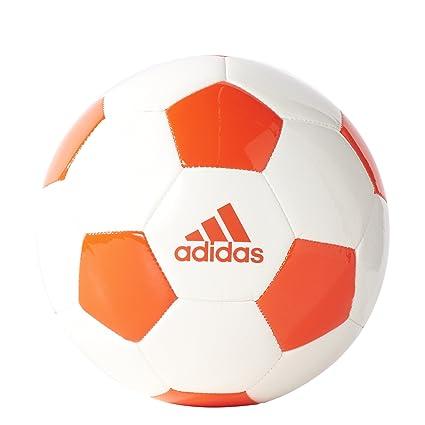 adidas Epp II Balón de Fútbol, Hombre, (Blanco/Rojsol), 5: Amazon ...