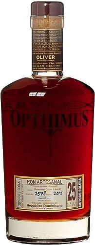 Opthimus Ron 25 Años - 700 ml