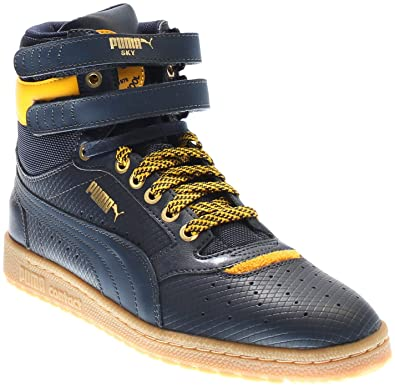 PUMA - Mens Sky Ii Hi BHM Ram Shoes ec39274b2