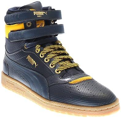 9dda5845d9e6 PUMA - Mens Sky Ii Hi BHM Ram Shoes