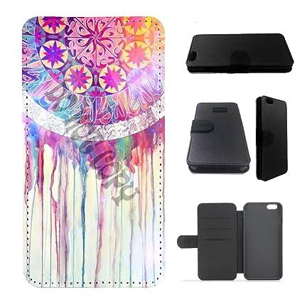 Amazon.com: Atrapasueños Samsung Dreamcatcher S5 funda tipo ...