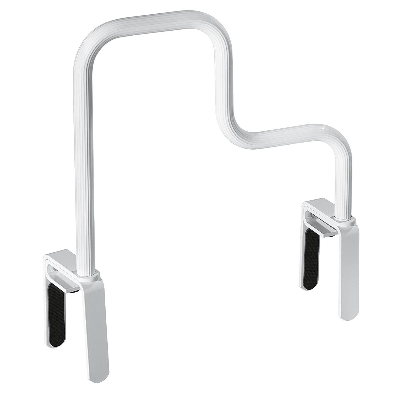 p in drive rail safety grips bathtub grab x bars bar white adj