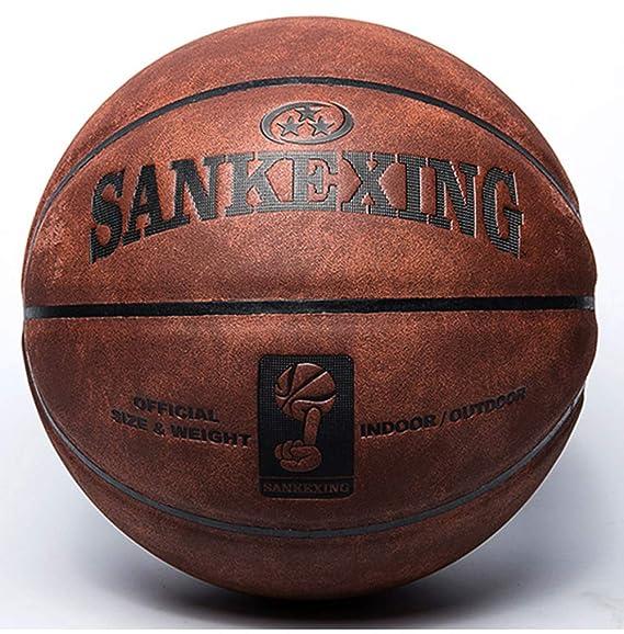 SANKEXING - Balón de Baloncesto (Talla 7): Amazon.es: Deportes y ...