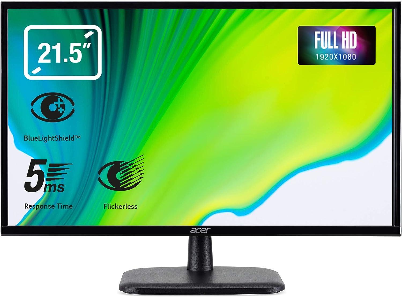 Acer EK220QAbi - Monitor de 21.5