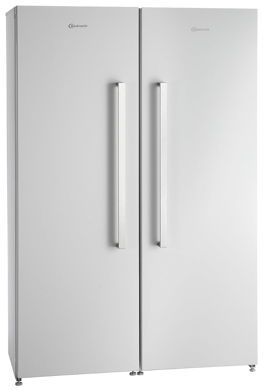 Bauknecht GKN 360 A+ L EW - Congelador (Vertical, Color blanco ...