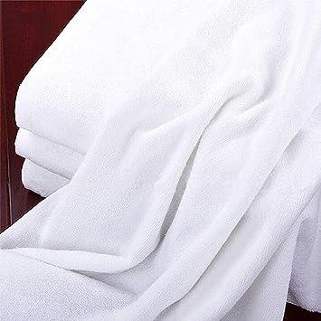GKPLY Juego De Toallas De Baño Blanco Premium - Juego De Tres Piezas - Toallas De Algodón ...
