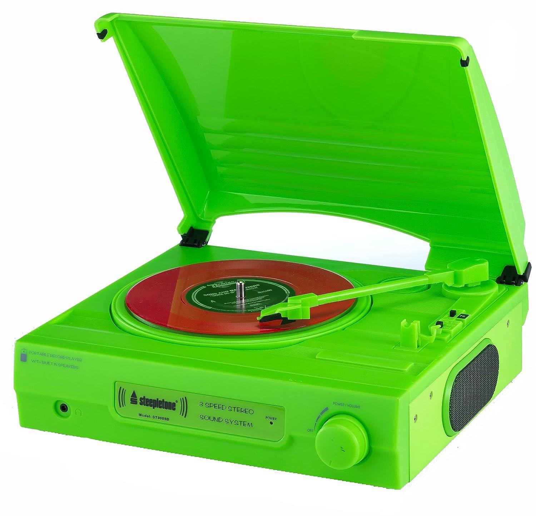 Nostalgic 08 Retro Record reproductor de estilo ...