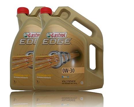 Castrol Edge TITANIUM - Aceite de motor 0W-30