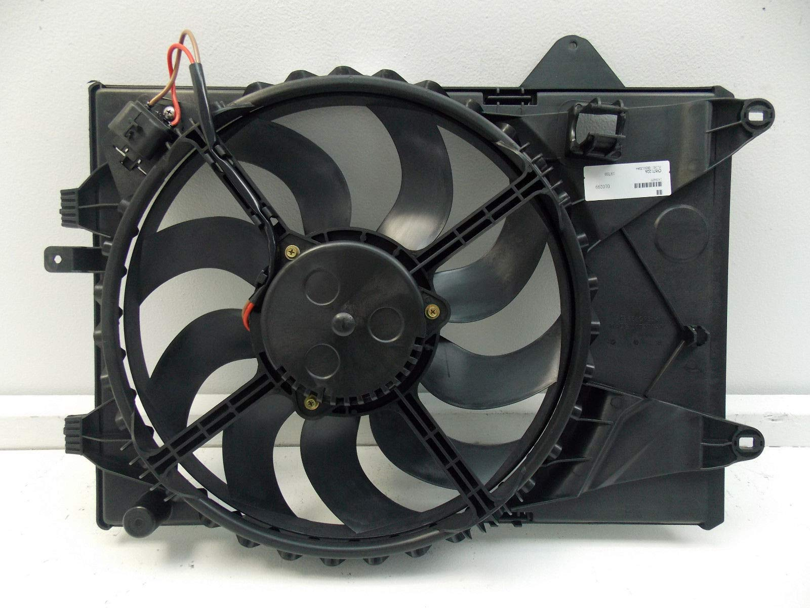 RADIATOR CONDENSER COOLING FAN FOR CHEVY FITS SONIC 1.8 L4 4CYL GM3115244