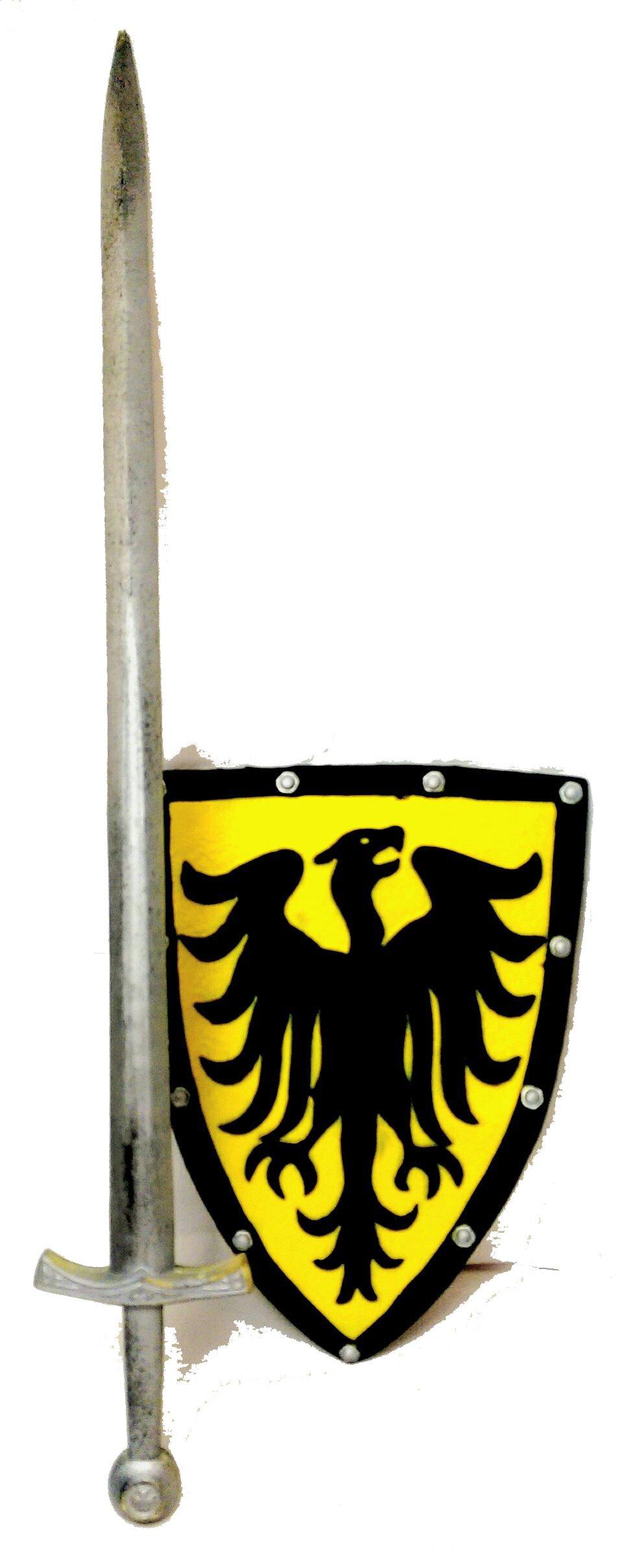 Ninja Gear Dragon Slayer Sword & Shield Combo! 17298 Shield