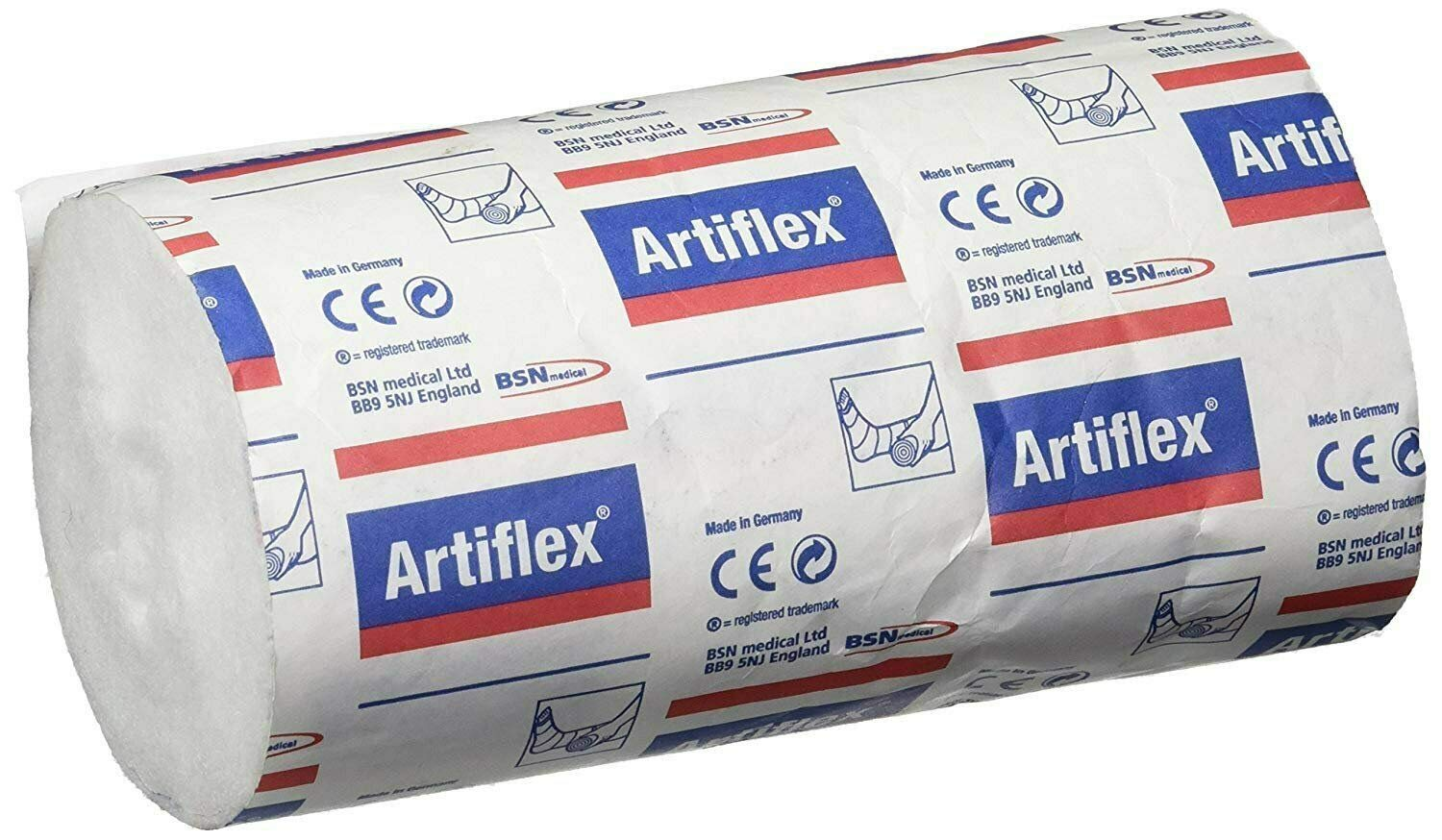 Artiflex Non-Woven Bandage, 5.9'' x 9.8' (15cm x 3m) roll, Case of 20, for Lymphedema Compression by Artiflex