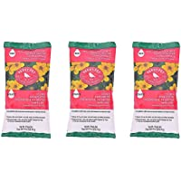 Perky-Pet 3 Pack of Red Powder Hummingbird Instant Nectar Concentrate, 8 Ounces each