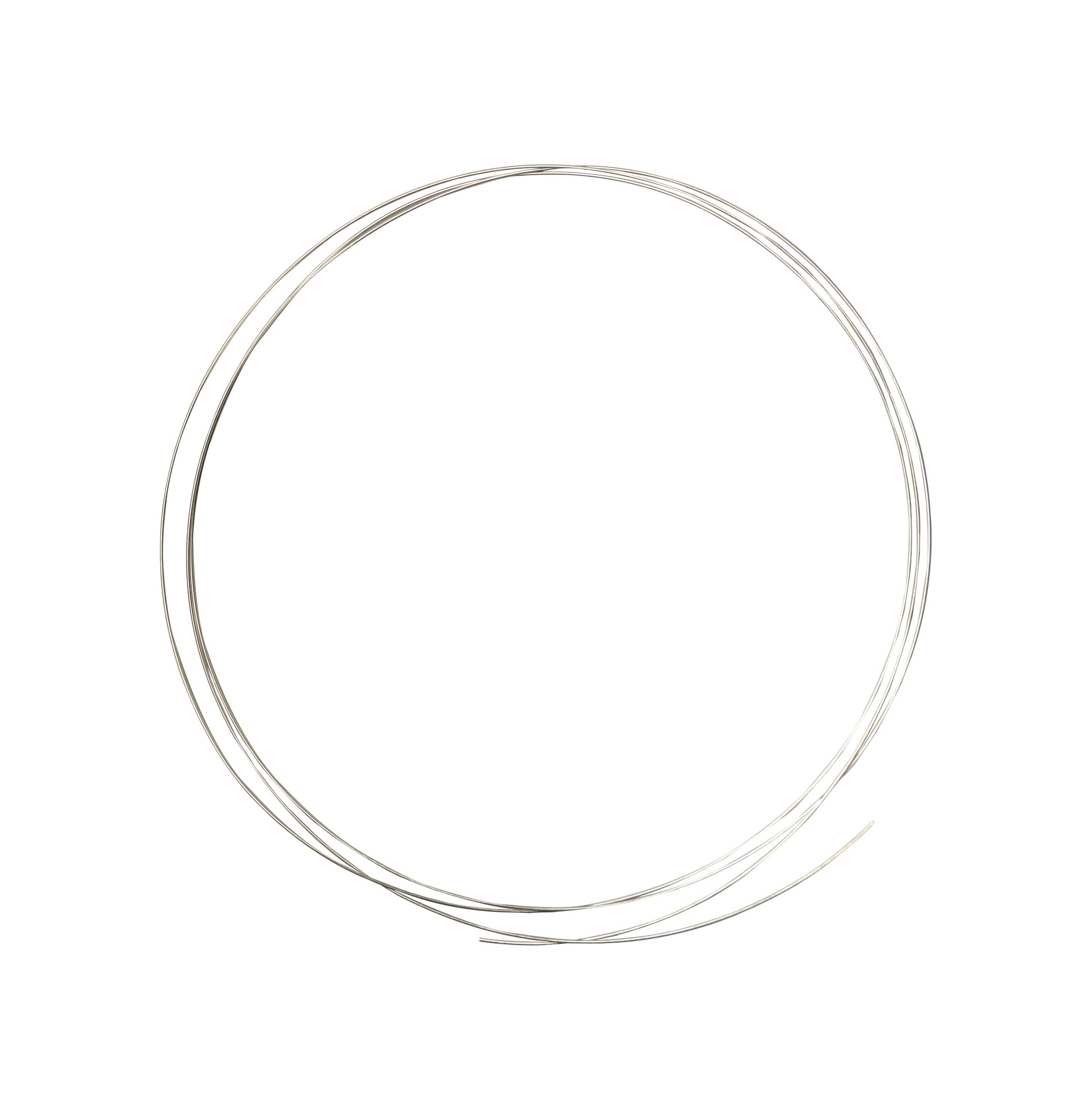 5 Feet Soft SS65 1/4 T. oz Silver Solder Wire Tool for Jewelry Making and Repair