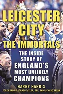 Amazon jamie vardy from nowhere my story 9781785034824 leicester city the immortals the inside story of englands most unlikely champions fandeluxe Image collections