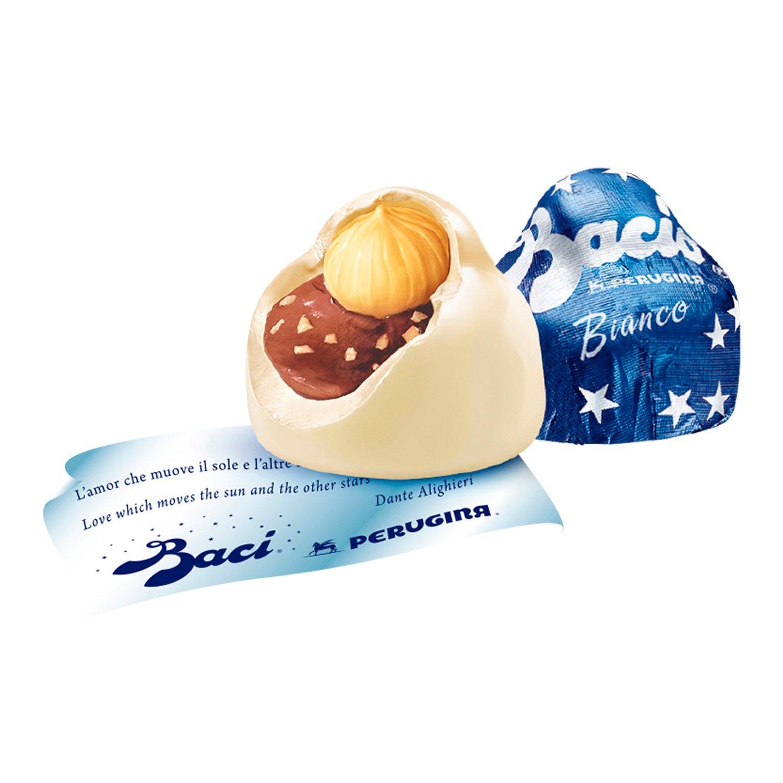 Baci Perugina blanco huevo de chocolate blanco con 4 Baci Perugina - 266 g: Amazon.es: Alimentación y bebidas