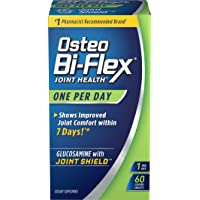 Joint Health with Immune Support by Osteo Bi-Flex, Helps Strengthen Joints, One...