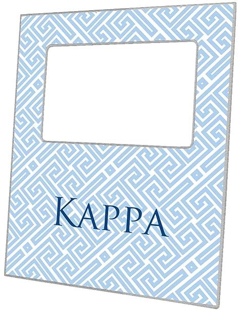 Amazoncom F2292 Kappa Kappa Gamma Picture Frame Home Kitchen