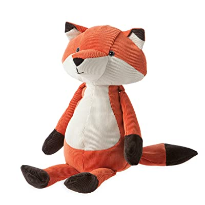 Manhattan Toy Folksy Foresters Fox Stuffed Animal: Toys & Games