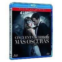 Cincuenta Sombras Más Oscuras [Blu-ray]