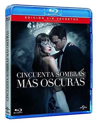 Cincuenta Sombras Más Oscuras [Blu-ray]: Amazon.es: Dakota Johnson ...