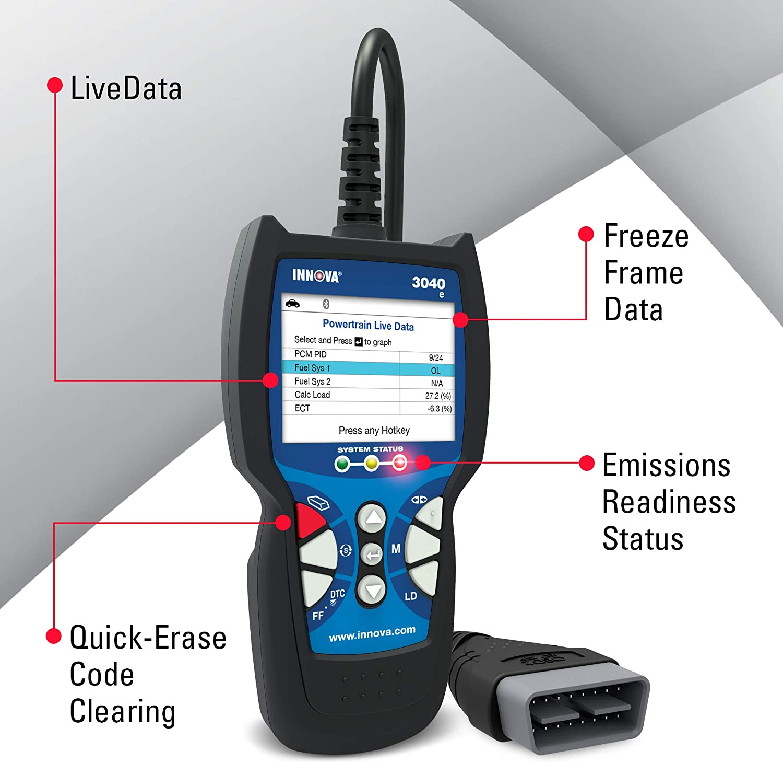Code Reader Read /& Clear DTC Codes Innova 1003 CAN OBD2 Diagnositc Tool