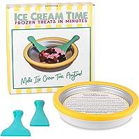 Ice Cream Time - Frozen Treats in Minutes - IceCream Maker Pan