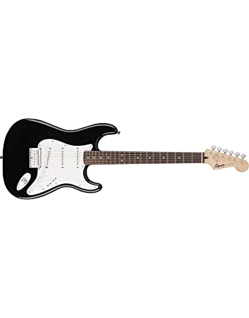 Fender Squier Bullet Stratocaster Hard Tail Black