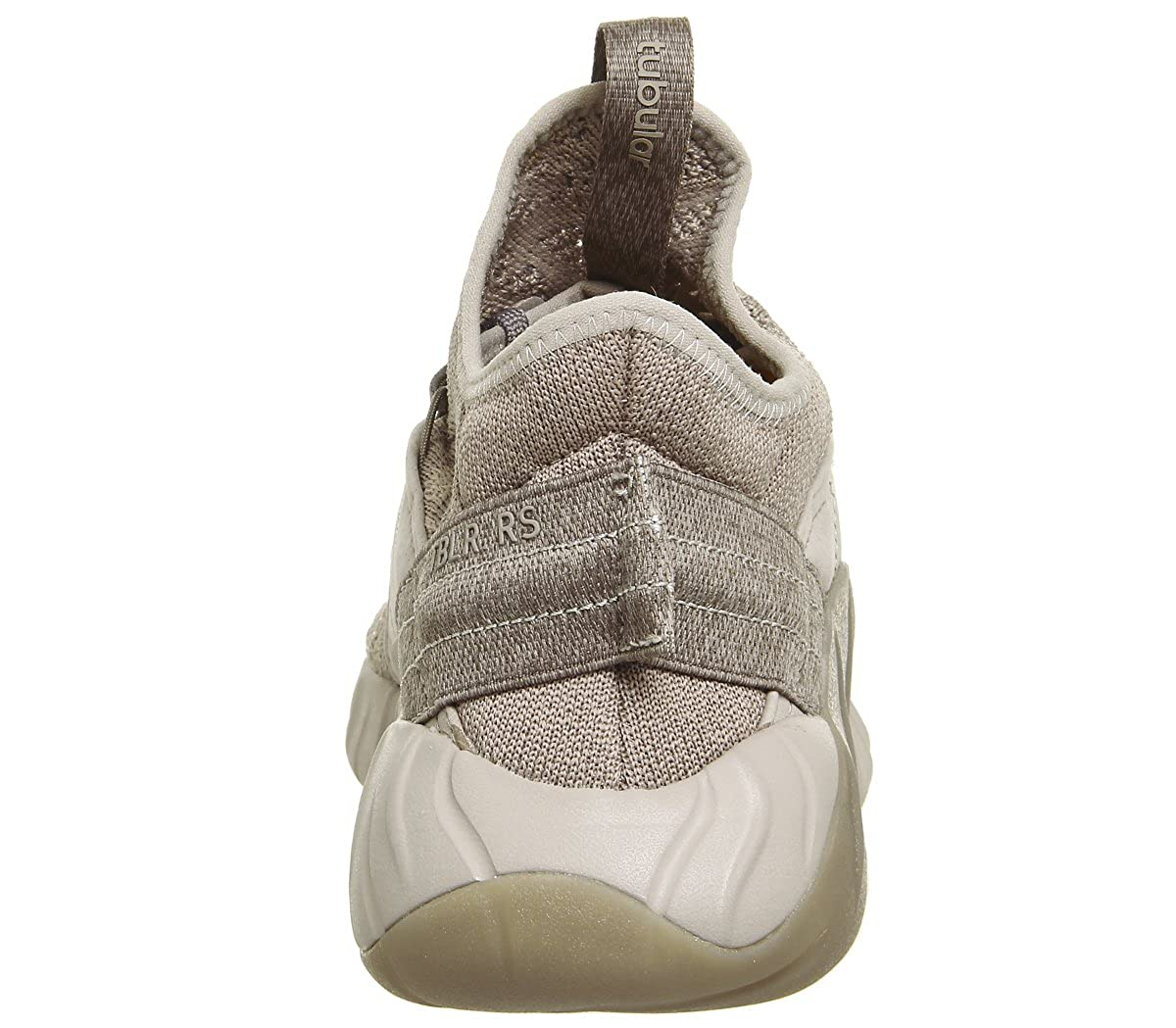 outlet store 6f4b2 613e1 Amazon.com   adidas Originals Men s Sneaker Tubular Rise Con Tomaia  Primeknit 10(UK)-10½(US) Beige   Fashion Sneakers
