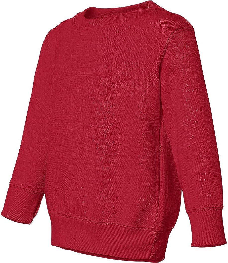 Rabbit Skins - Toddler/Juvy Crewneck Sweatshirt - 3317