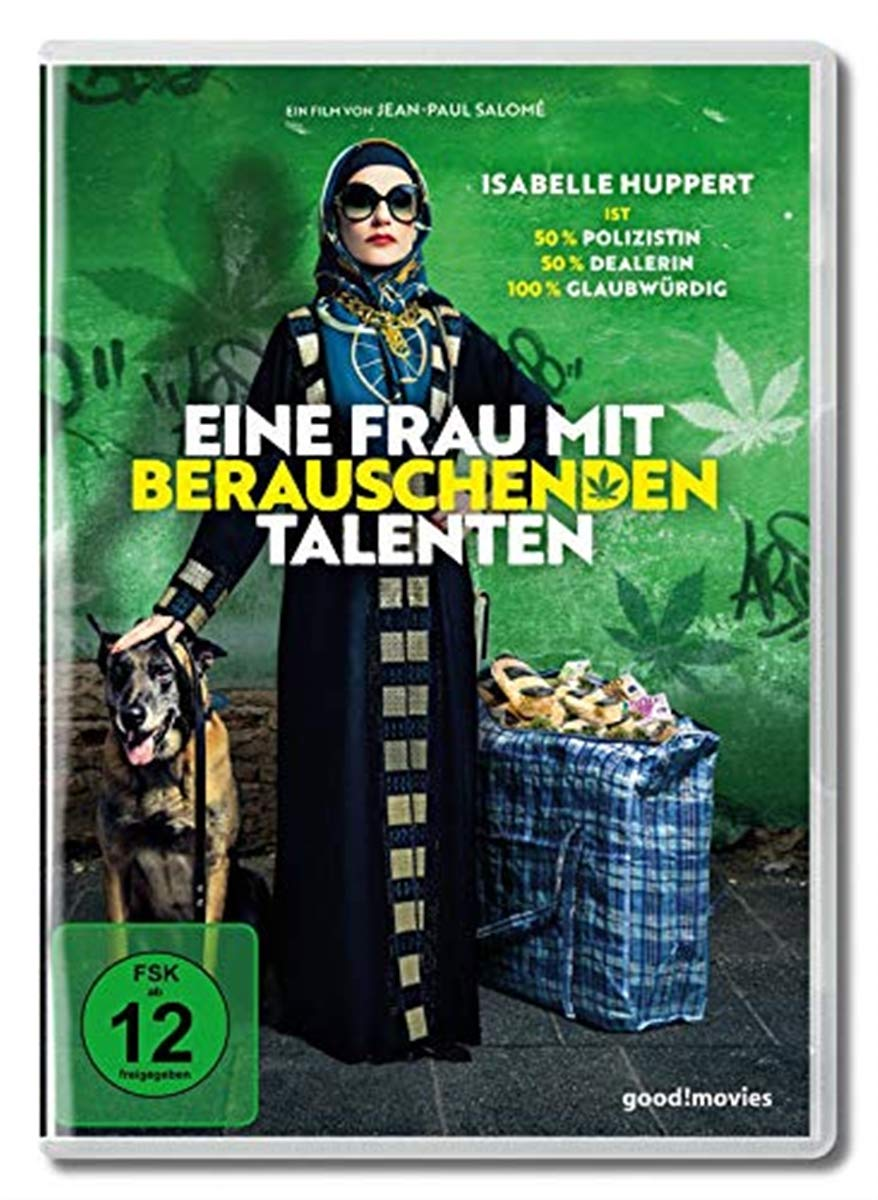 Cover: Eine Frau mit berauschenden Talenten 1 DVD-Video (circa 101 min)