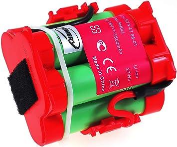 Batería para Robot cortacésped Gardena R40LI, 18 V, ion de litio ...