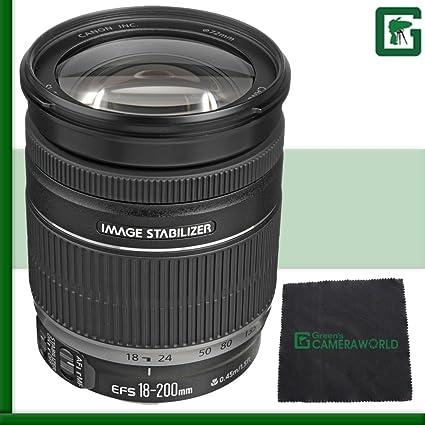 Canon EF-Sa - Lente de Zoom estándar para cámaras réflex Digitales ...